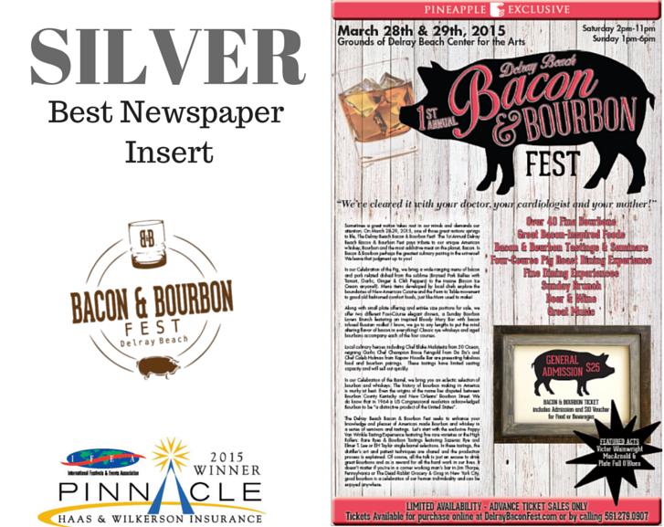 Silver - Best Newspaper Insert - B&B
